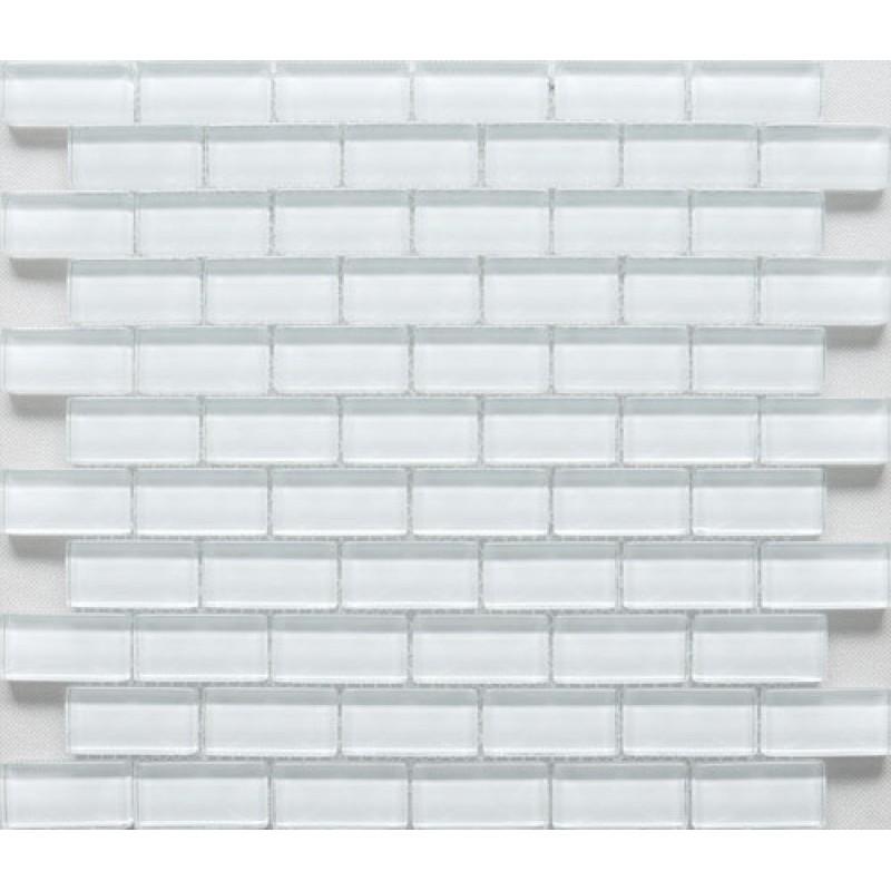 White Kitchen Wall Tiles wholesale mosaic tile crystal glass backsplash washroom design