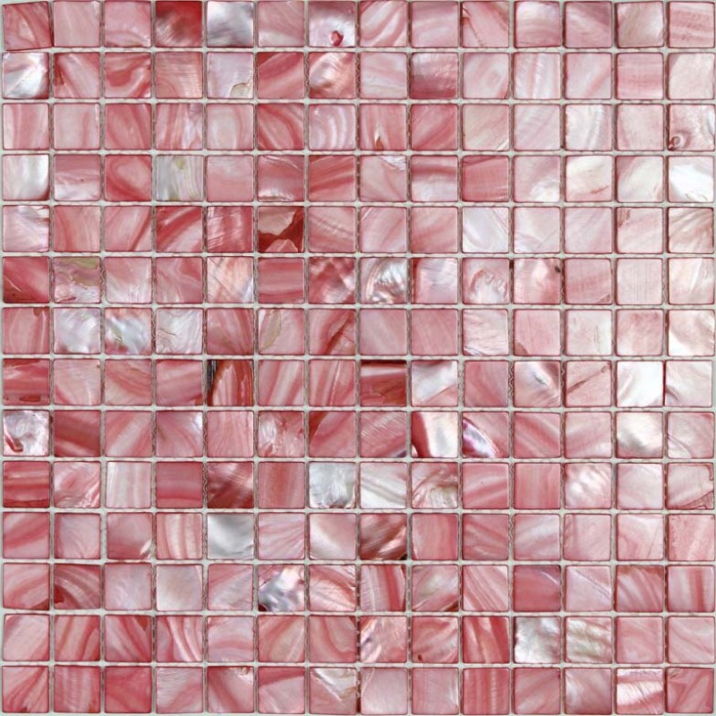 pink kitchen wall tiles shell tiles 100 pink seashell mosaic of pearl 4232