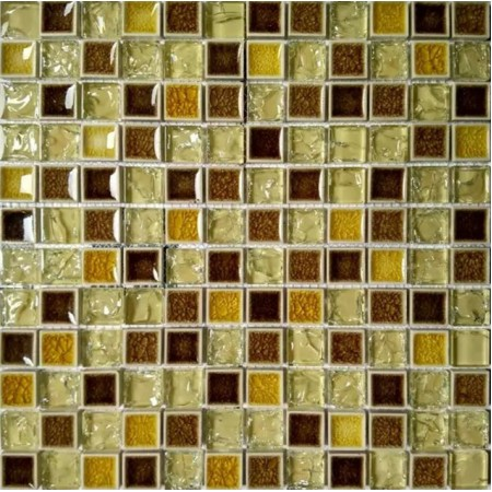 Cracked Glass Tile