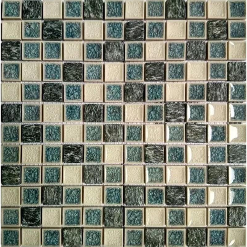 Crackle Glass Tile