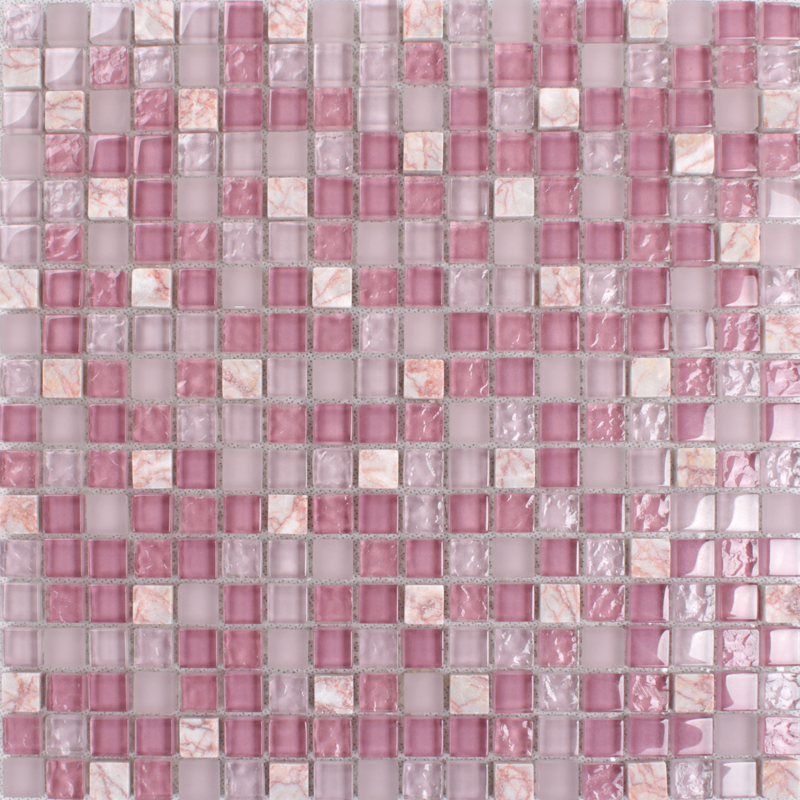 Mirrored Backsplash Tiles