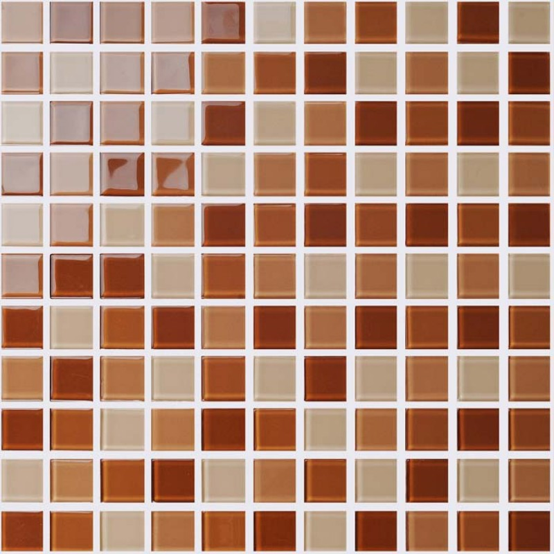 tile sheet brown crystal backsplash kitchen decorative art wall tiles