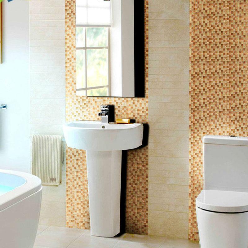 Wholesale brown glass mosaic tile backsplash crystal glass - Mosaic designs for kitchen backsplash ...