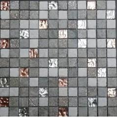 Floor Tiles Natural Stone Glass With Wave Mark Grey Marble Bathroom New Backsplash Ideas