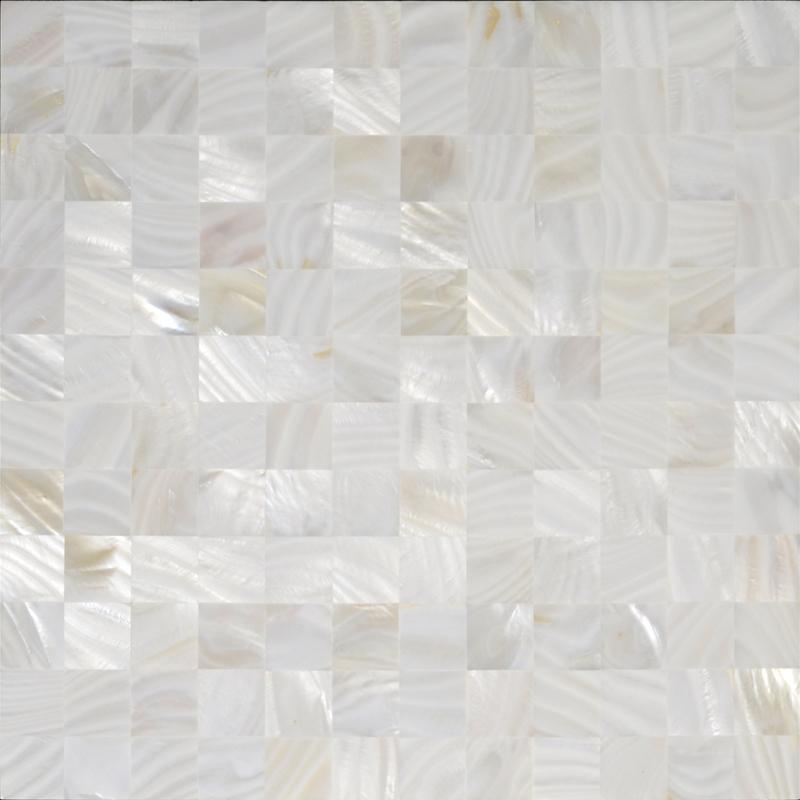 Shell Tiles Kitchen Backsplash Tile Fresh Water Seashell