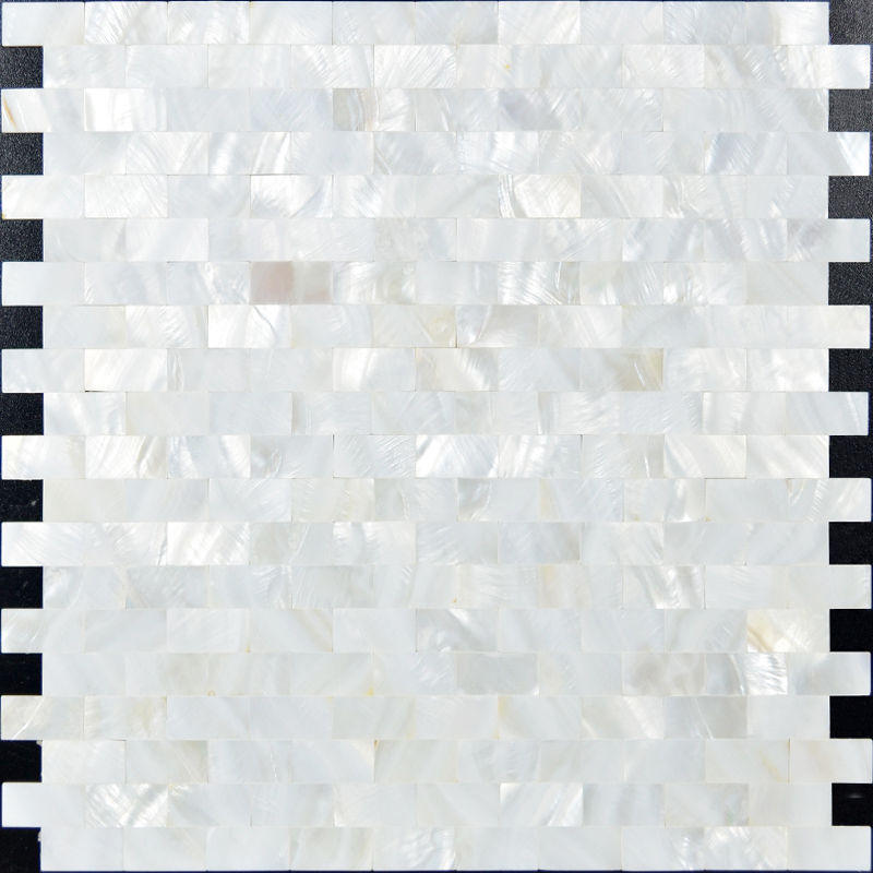 White Mother Of Pearl Floor Tile Mosaic Kitchen Wall Tiles Ideas Seamless Subway Backsplash