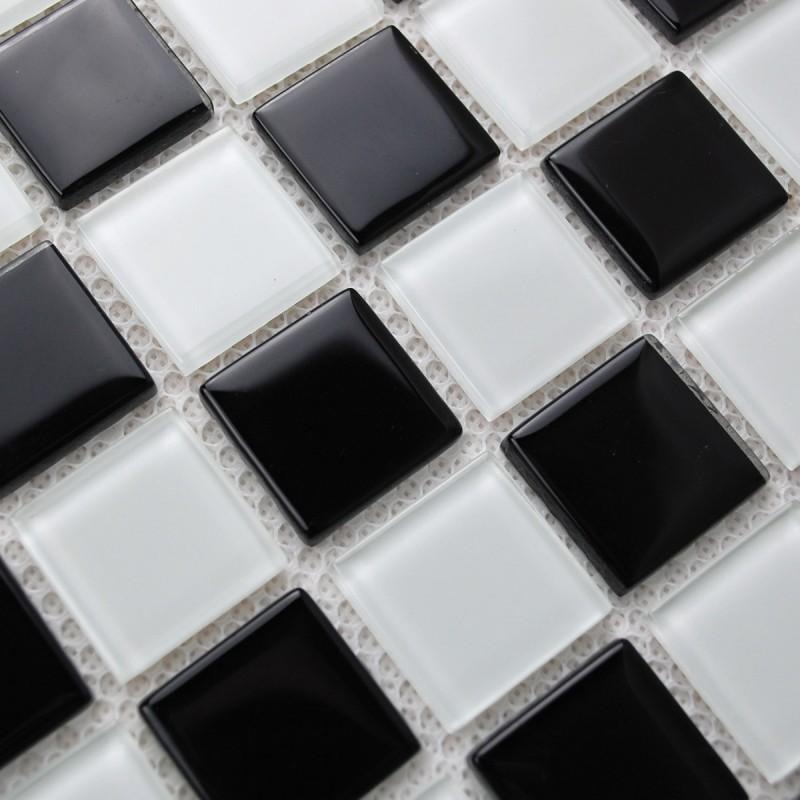 ... Glass Mosaic Tiles Crystal Backsplash Tile Bathroom Wall Tiles Stickers  Kitchen Backsplash KL468 ... Idea