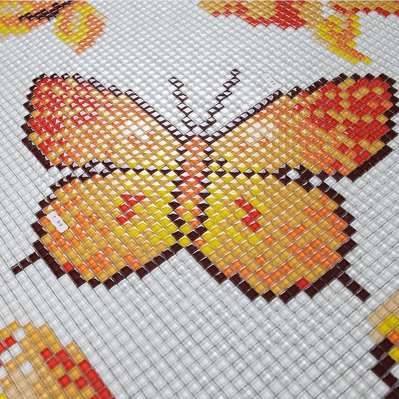Wholesale Vitreous Mosaic Tile Pattern Glazed Crystal