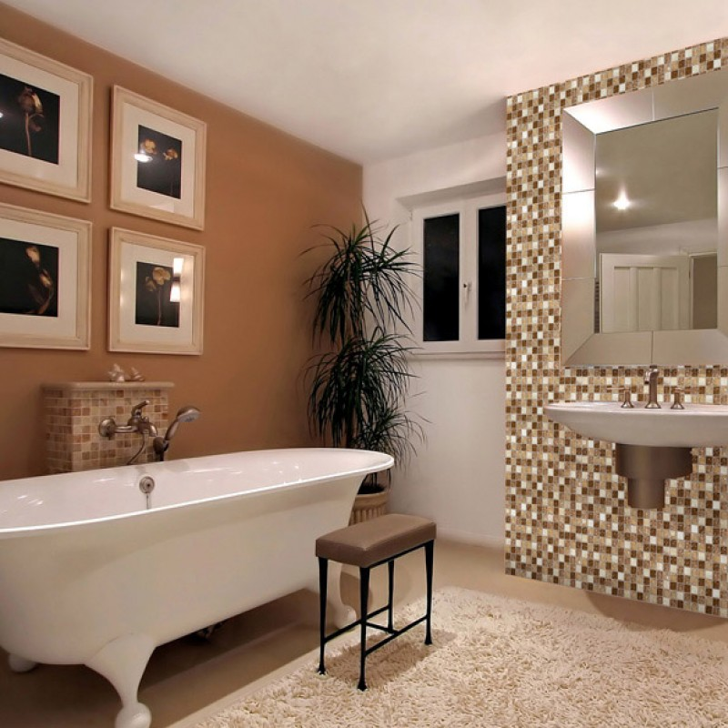 and Glass Mosaic Sheets Kitchen Wall Crackle Glass Square Tile
