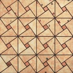 Peel and Stick Tile Pinwheel Patterns Aluminum Metal Wall Tile Glass Diamond Tiles Adhsive Mosaic MH-ASJ-006
