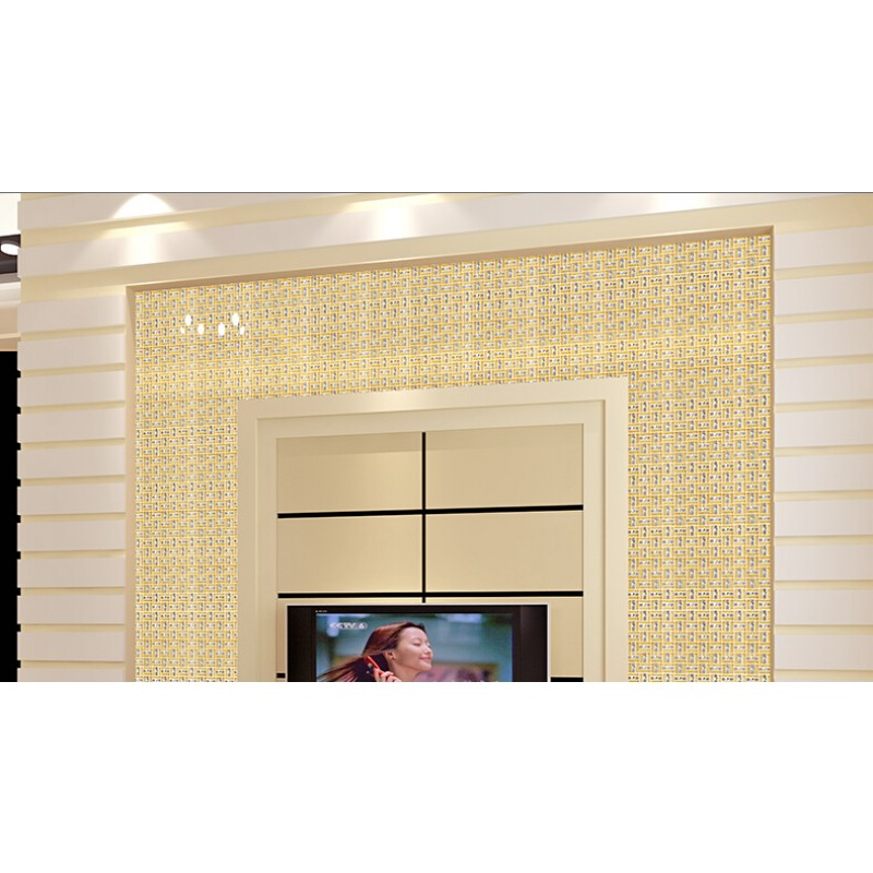 ... Silver Stainless Steel Backsplash Kitchen Mosaic Yellow Crystal Glass  Mosaics Diamond Tiles Wall Backsplashes KLGT108