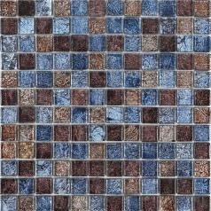 Glass Mosaic Tiles Blacksplash Crystal Mosaic Tile Bathroom Wall Colors Stickers Cheaper tiles B133