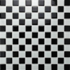 Glass Mosaic Tiles Crystal Backsplash Tile Bathroom Wall Tiles Stickers Kitchen backsplash KL468