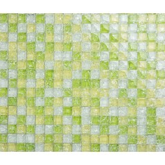 green crackle glass tiles crystal tile wall backsplashes bathroom kitchen backsplash glossy glass mosaic easy clean tiles KLGT003