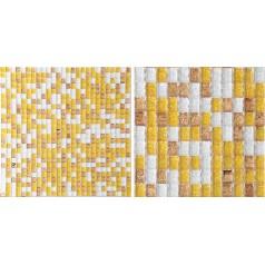 Glass Mosaic Tiles Blacksplash Crystal Backsplash Tile Bathroom Wall Tile Crack Mirror Stickers Z182