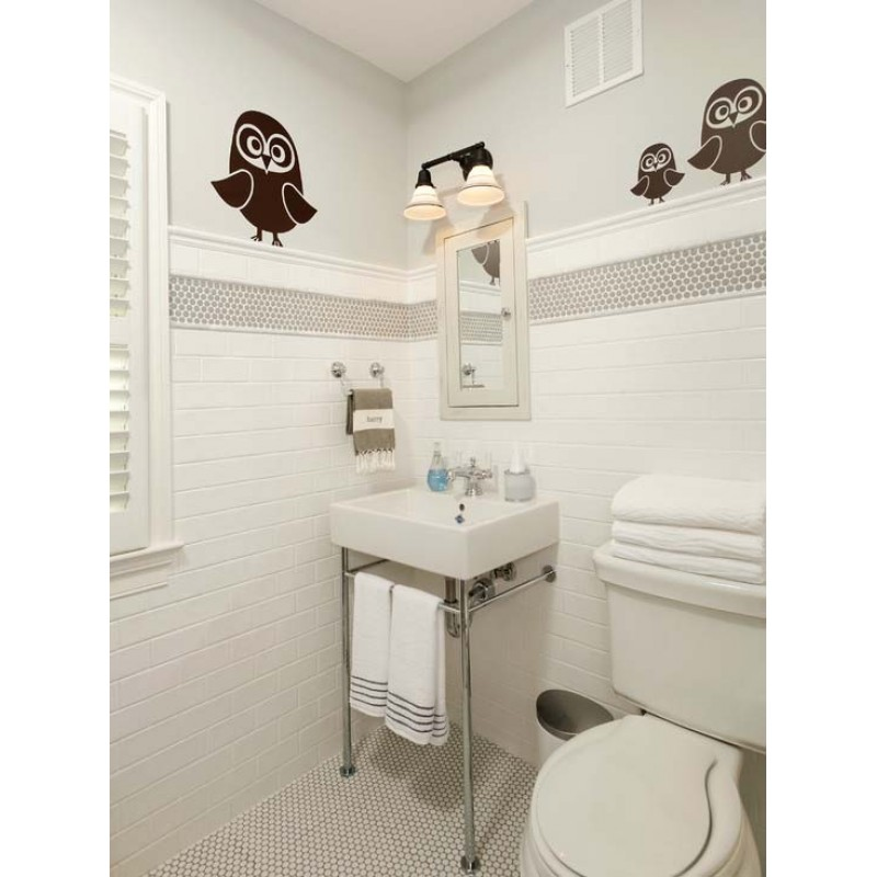 Penny round shell mother of pearl tile for bathroom walls - Penny tile bathroom floor ...