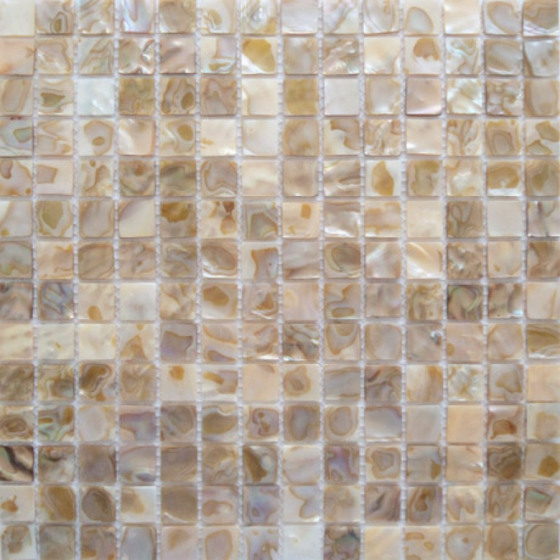 mother of pearl tile kitchen wall backsplash white square bathroom