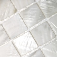 shell tile mosaic wall tile tiling subway tile kitchen backsplash mother of pearl tile sheets SW0025