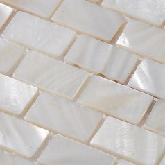 shell tile mosaic wall tile tiling subway tile kitchen backsplash border mother of pearl tile sheets