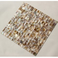 Shell Mosaic Tiles Mother of Pearl Tiles Kitchen Backsplash Seashell Mosaics Pearl Wall Tile