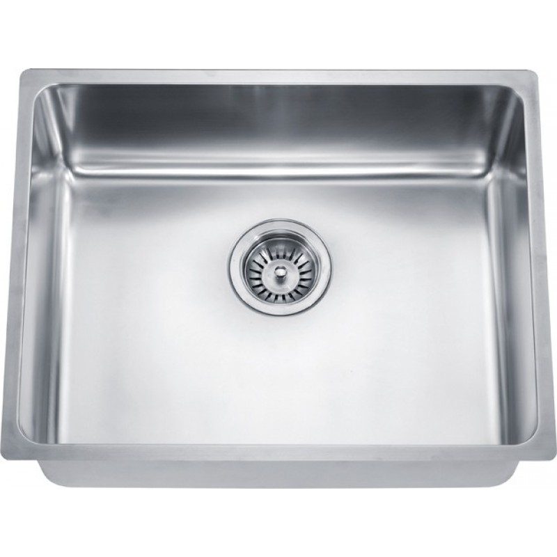 Polished Finish 304 Stainless Steel Kitchen Sink