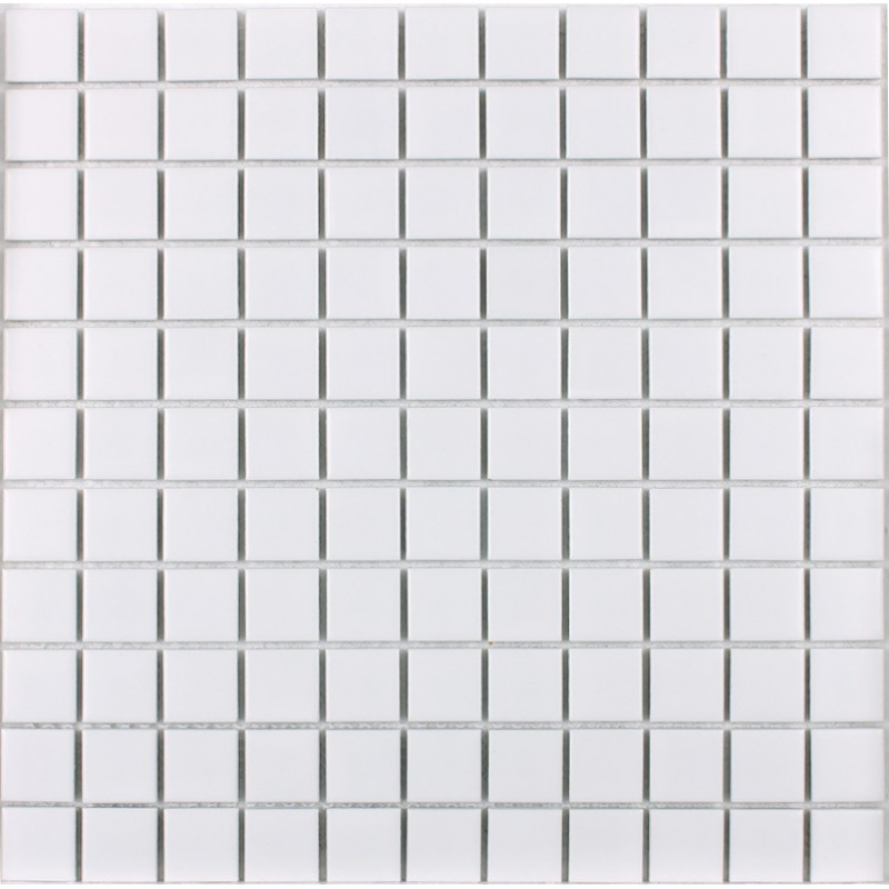 Wholesale Porcelain Tile Mosaic White Square Surface Art Tiles - White square tile bathroom