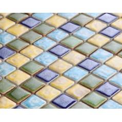 Wholesales Porcelain Square Mosaic Tiles Design porcelain tile flooring Kitchen Backsplash VVV0
