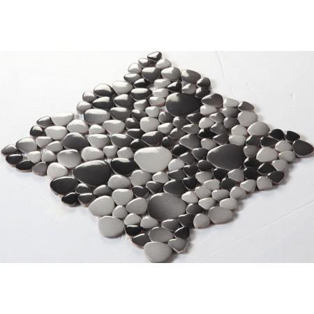 Wholesale Porcelain Pebble Mosaic Tiles Design Ceramic Tile Flooring Kitchen Backsplash FS1710
