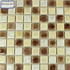 Wholesales Porcelain Square Mosaic Tiles Design porcelain tile flooring Kitchen Backsplash B2510