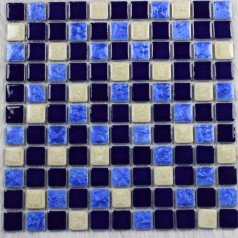 Wholesales Porcelain Square Mosaic Tiles Design porcelain tile flooring Kitchen Backsplash BN-9987