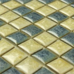 Wholesales Porcelain Square Mosaic Tiles Design porcelain tile flooring Kitchen Backsplash DF2505