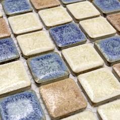 Wholesales Porcelain Square Mosaic Tiles Design porcelain tile flooring Kitchen Backsplash GM01