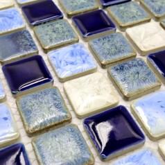 Wholesales Porcelain Square Mosaic Tiles Design porcelain tile flooring Kitchen Backsplash GM07