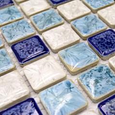 Wholesales Porcelain Tile Square Mosaic Tiles Design porcelain tile flooring Kitchen Backsplash GM09