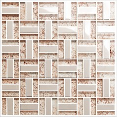 brown crystal glass tile silver stainless steel backsplash cheap tile kitchen backsplashes tiles KLGT407