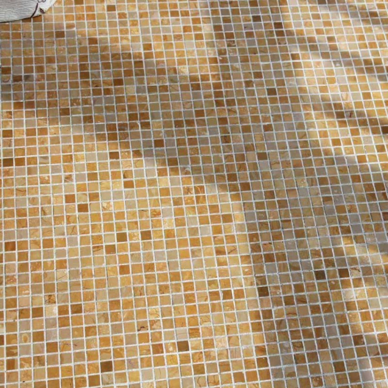 Mosaic Tile Square Patterns Washroom Wall Marble Tile Kitchen ...