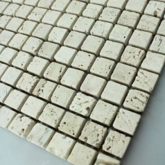 Stone Mosaic Tile Square Patterns Washroom Wall Marble Tile Kitchen Backsplash Floor Tiles SGS57-15B