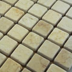 Stone Mosaic Tile Square Patterns Bathroom Wall Marble Kitchen Backsplash Floor Tiles SGS73-23B