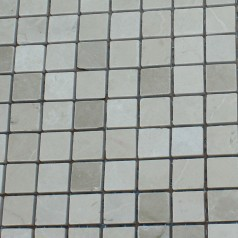 Stone Mosaic Tile Square Grey Pattern Washroom Wall Marble Kitchen Backsplash Floor Tiles SGS76-20