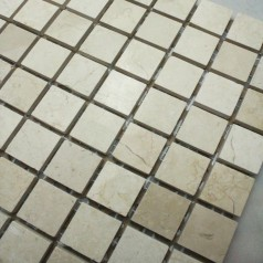 Stone Mosaic Tile Yellow Patterns Bathroom Wall Marble Kitchen Backsplash Floor Tiles SGS88-15A