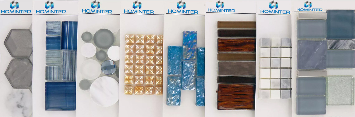 mosaic tile samples