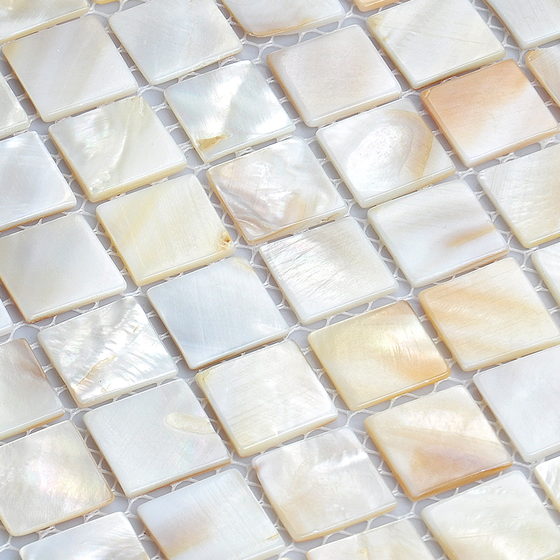 Top shell tiles 100% natural seashell mosaic mother of pearl tiles  AO37