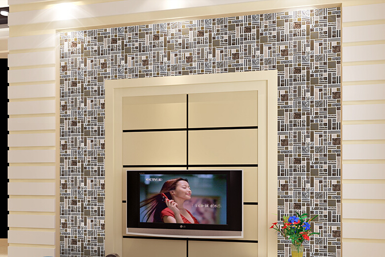 kitchen tiles photos glass mosaic tile aluminum tiles kitchen wall 3349