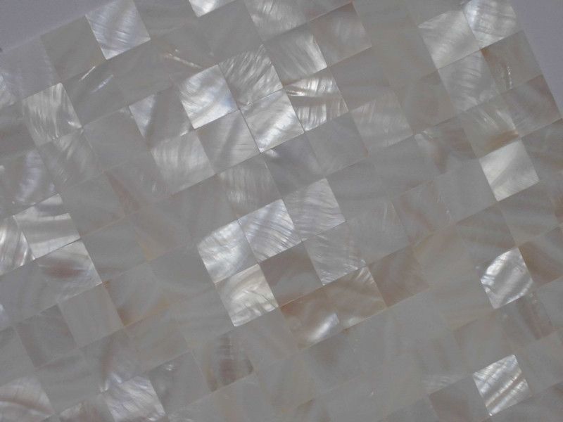 mother of pearl tile shower liner wall sitcker