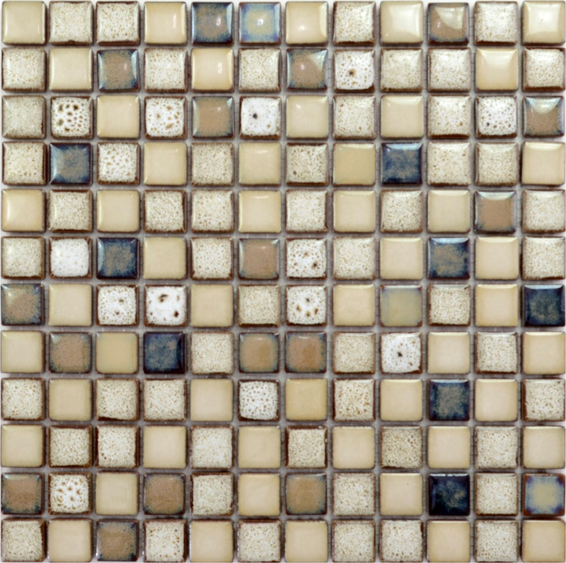 Wholesales Porcelain Square Mosaic Tiles Design Porcelain