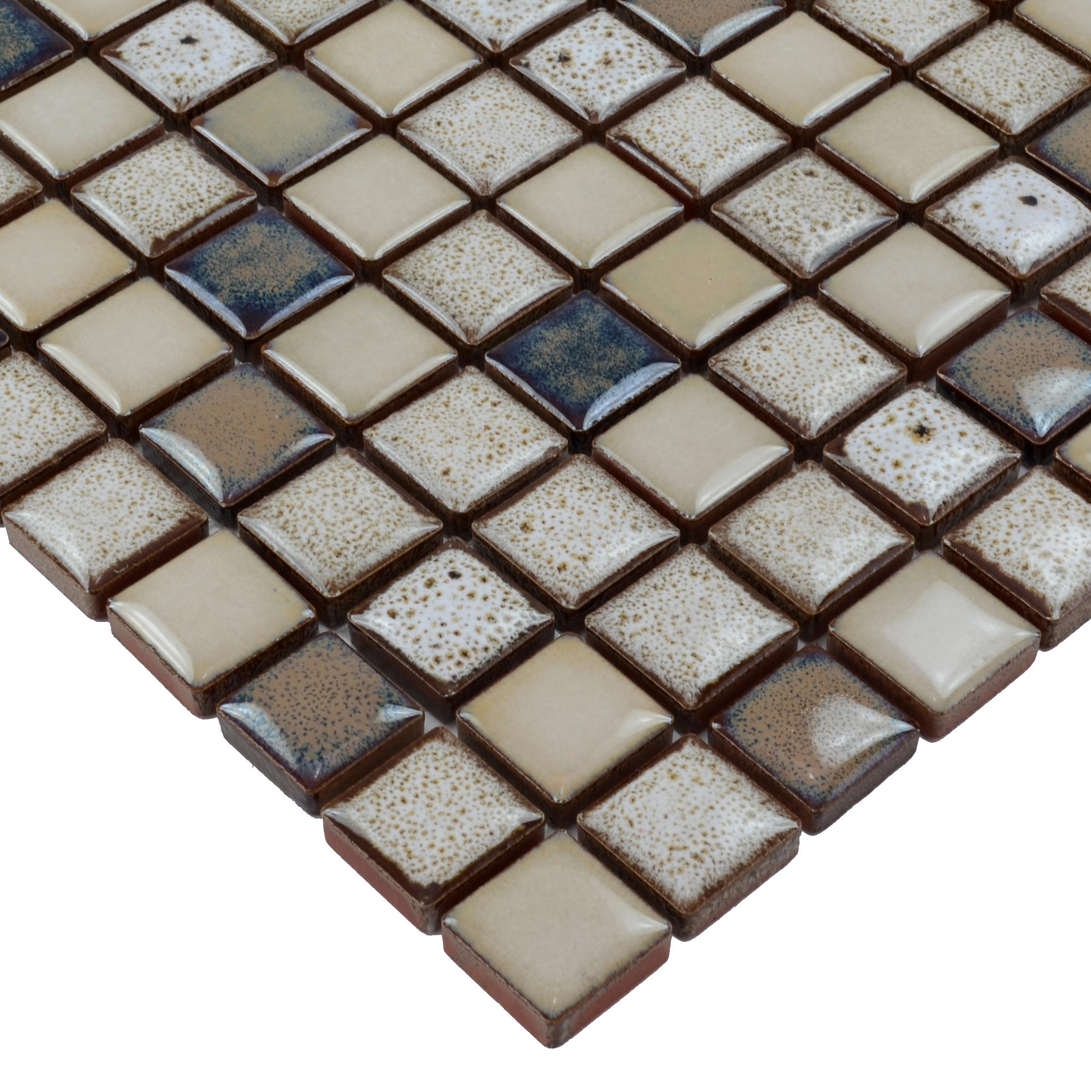 Wholesales Porcelain Square Mosaic Tiles Design Porcelain Tile - 3 inch square ceramic tiles