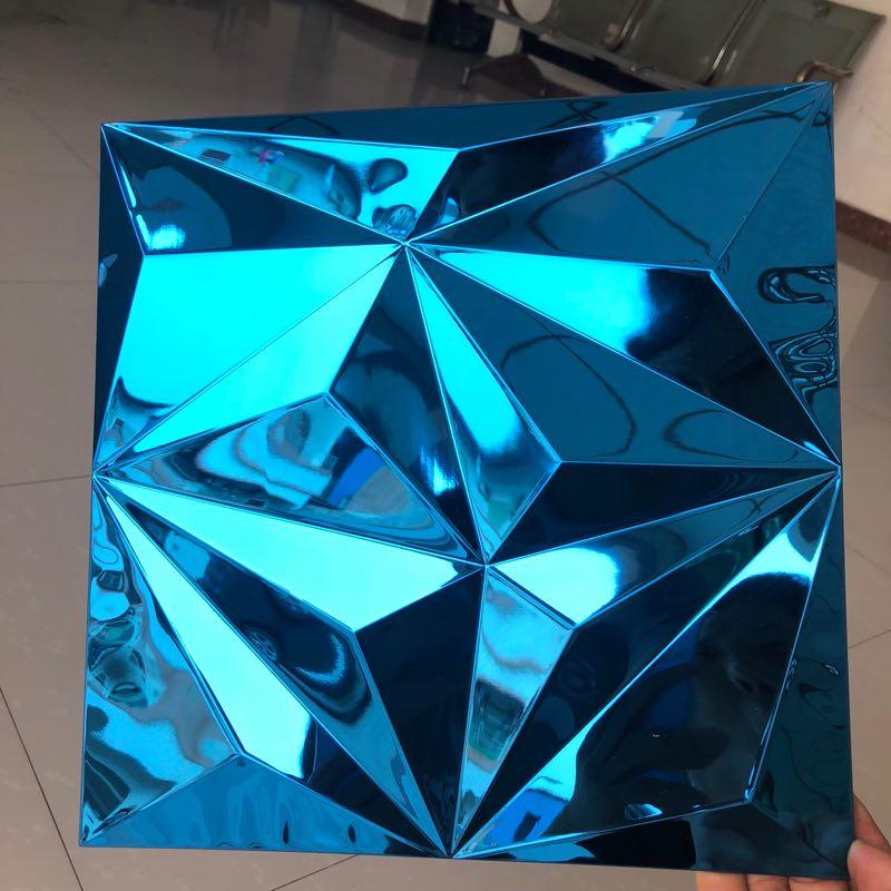 Arabesque Glass Tile Backsplash