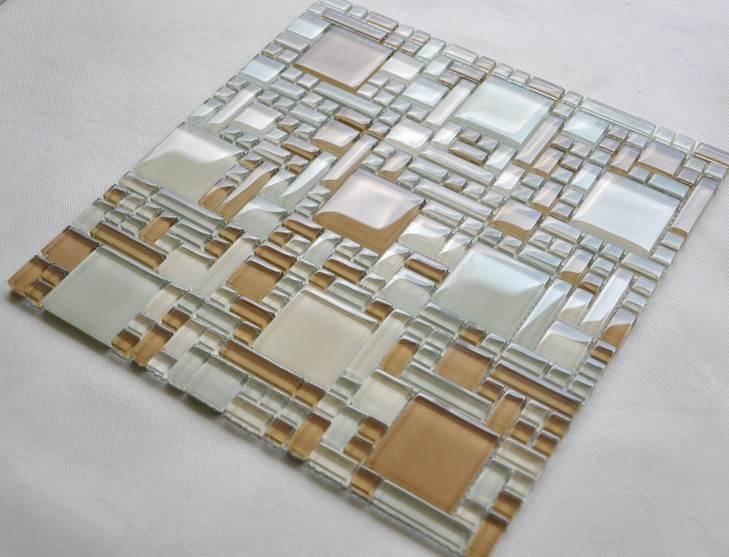 crystal glass tile vitreous mosaic wall tiles - msyx11