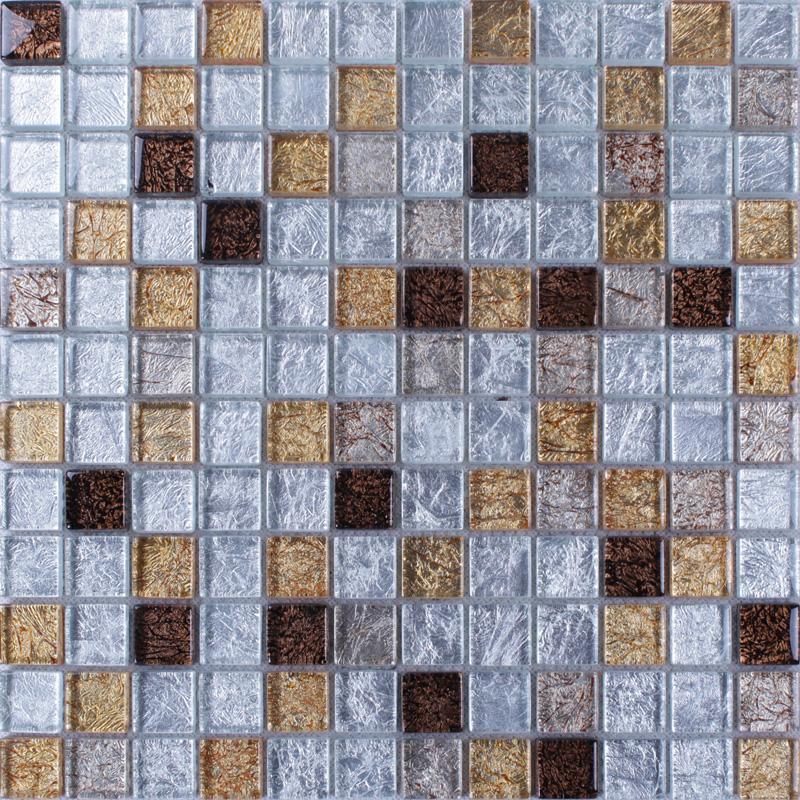 Wholesale Vitreous Mosaic Tile Crystal Glass Backsplash of Kitchen ...