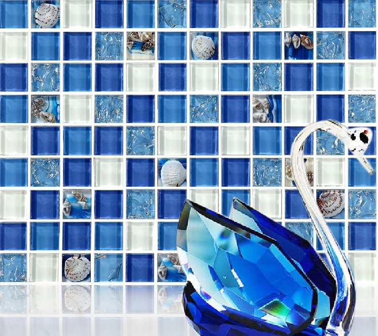 crystal backsplash wall tiles